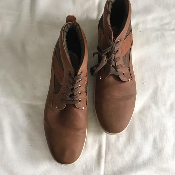Steve Madden Other - Steve Madden Frazier Sneaker Boots 🥾 Men's 12